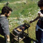 Area picnic con Barbecue a Nettuno Anzio e Roma. Terra nel Cuore